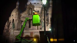 #BouyguesInside - No comment : Performance énergétique de l'éclairage public de Paris - France