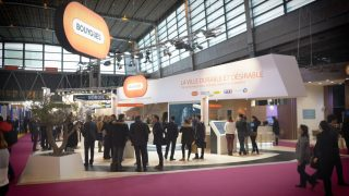 Le groupe Bouygues au salon World Efficiency