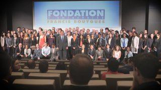 La Fondation Francis Bouygues a 10 ans