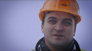 Portrait : Yoann Bouhalassa, conducteur de travaux chez Colas