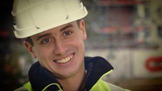 Portrait : Benjamin Catoire, Ingénieur travaux chez Bouygues Construction