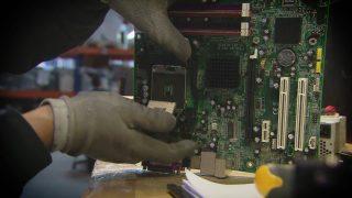 Seconde vie des équipements électroniques - Bouygues