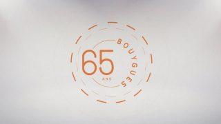Les 65 ans du groupe Bouygues