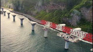 #BouyguesInside : un viaduc à La Réunion