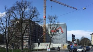 #BouyguesInside : rénovation de l'ancienne poste de Berne