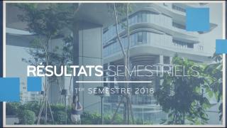 Résultats semestriels du groupe Bouygues (30/08/2018)