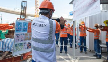 The Bouygues group and its subsidiaries confront Covid-19