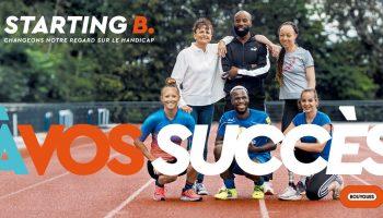 Diversité : Bouygues soutient six para athlètes de haut niveau